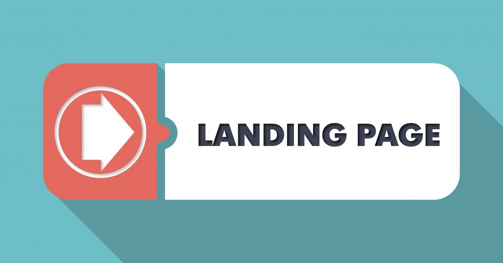 Content Marketing to Your Landing Page